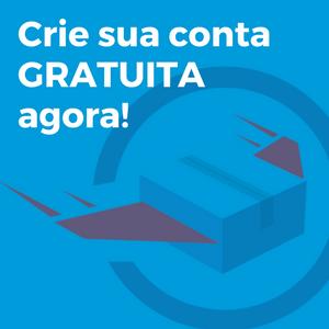 Crie sua conta gratuita no QueriaTanto.com - redirecionador de encomendas dos Estados Unidos para o brasil
