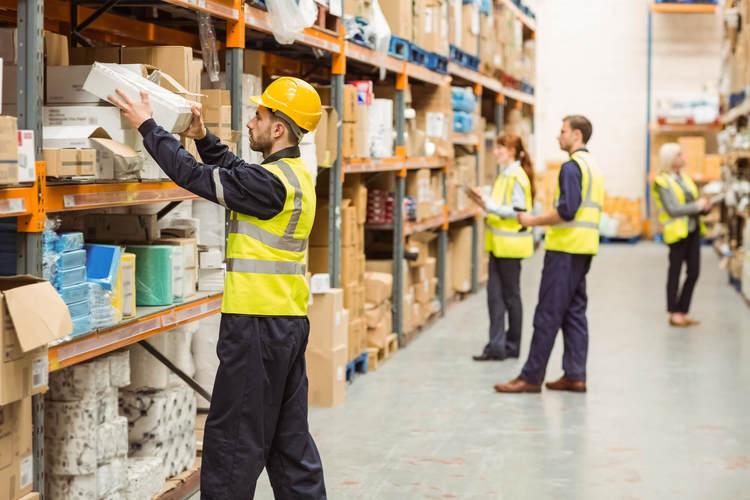 como funciona o redespacho de mercadorias importadas