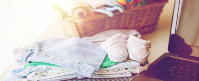 como importar roupa infantil